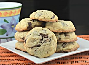 The Ultimate Chocolate Chunk Cookie