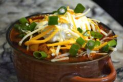 The Ultimate Slow Cooker Chili
