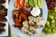 The Best Baked Chicken Wings