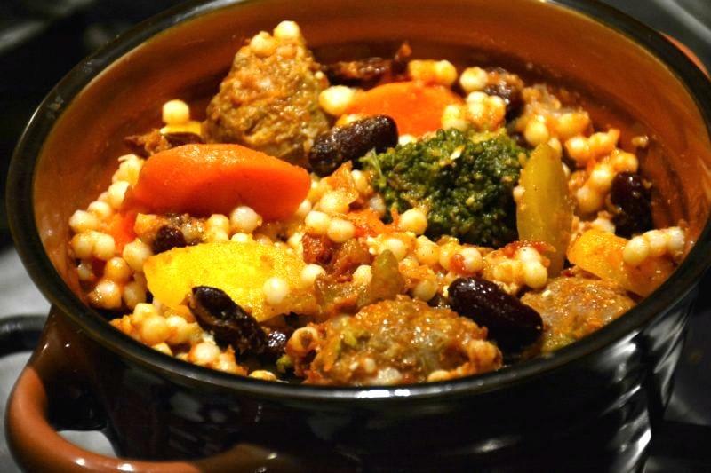 John's Grandmother's Sausage Stew