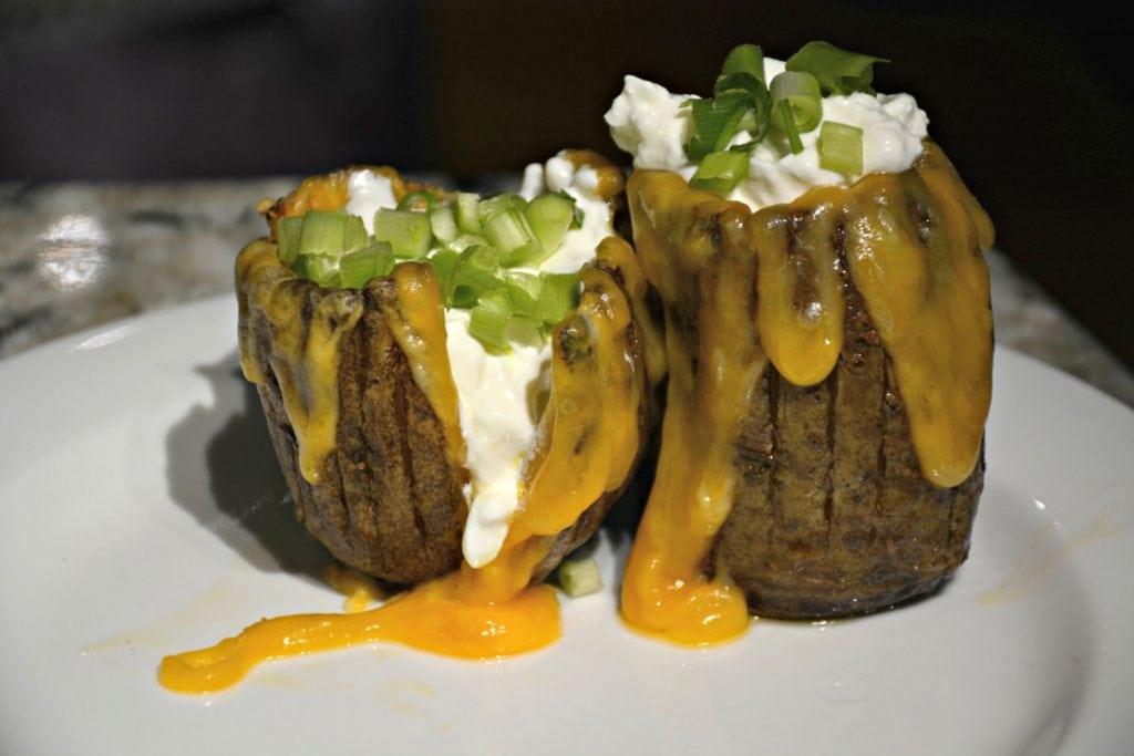 Blossoming Potato