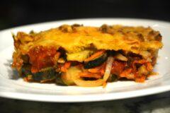 Baked Italian Zucchini Casserole