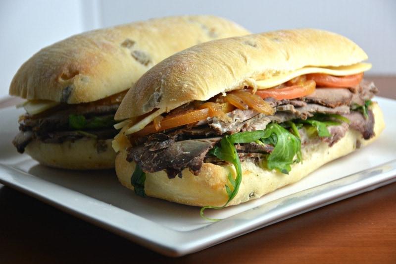 The Best Roast Beef Sandwich Kitchen Divas
