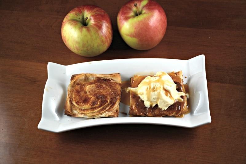 The Easiest Apple Tart