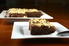Nutty Fudgy Brownies