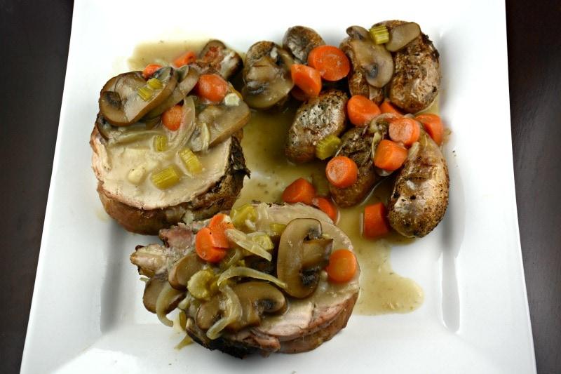 easy pork roast and gravy kitchen divas On easy roast pork gravy