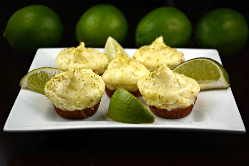 Easy Eggless Key Lime Pie Bites