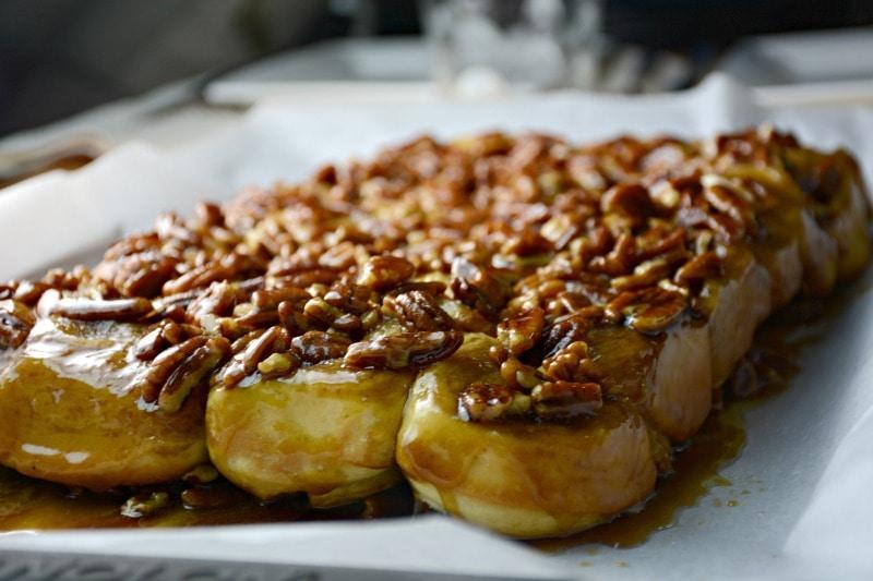 Grandma's Caramel Sticky Buns - Kitchen Divas
