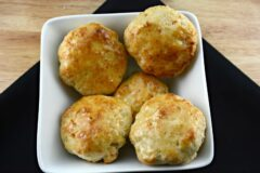 Sweet Coconut Biscuits