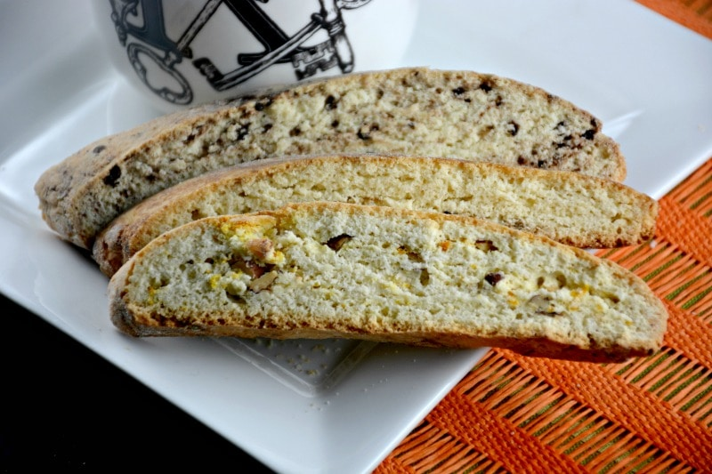 Easy Three in One Biscotti