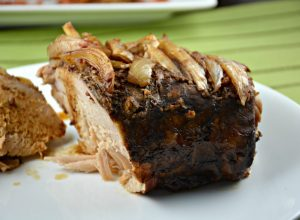 Slow Cooker Chinese Pork Roast