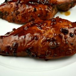 Balsamic Orange Maple Glazed Chicken