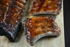 Simple Sweet and Sour Spareribs