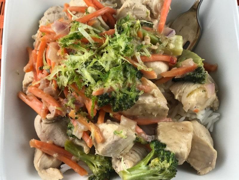 Our Favorite Thai Chicken