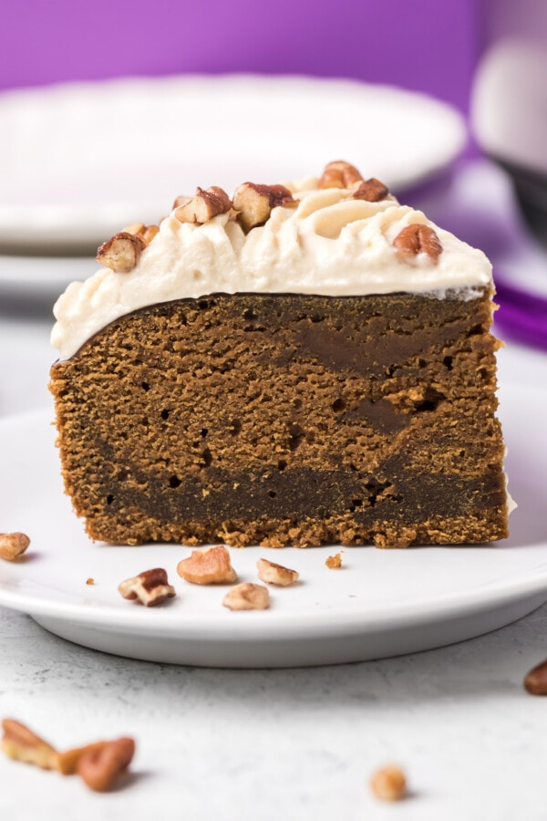 easy gingerbread cake recipe