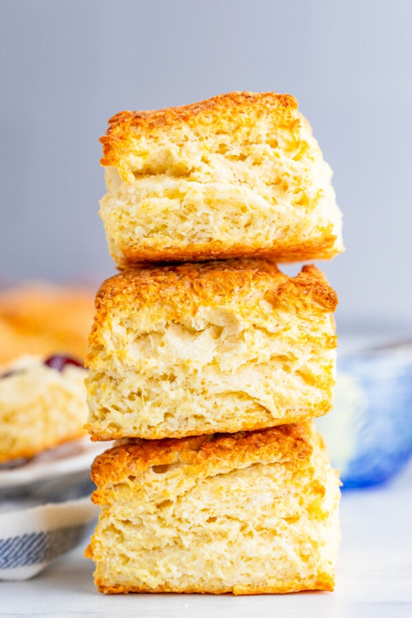 perfectly flakey biscuits