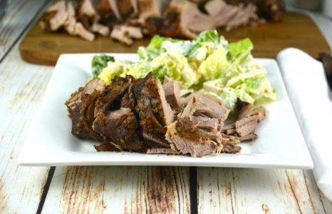 Perfect Slow Cooker Pork Tenderloin