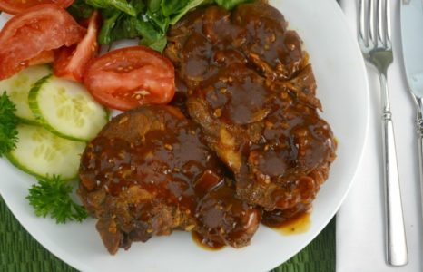 Slow Cooker Hawaiian Pork Chops