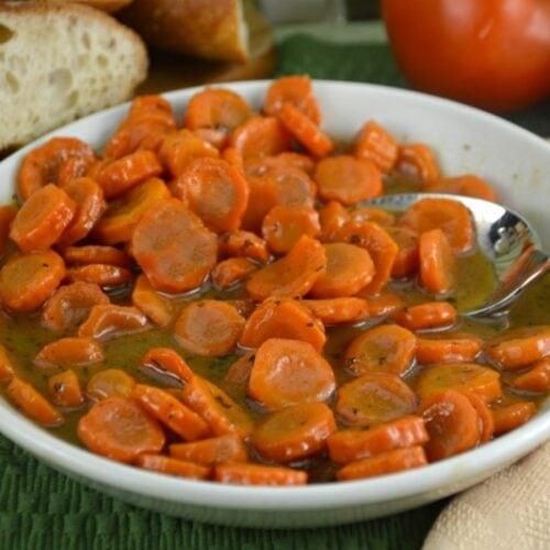 Sweet Ranch Glazed Carrots