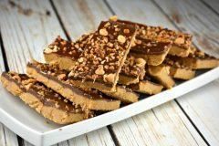 So Easy No-Bake Peanut Butter Bars