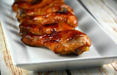 Chinese Honey Chicken Drumsticks