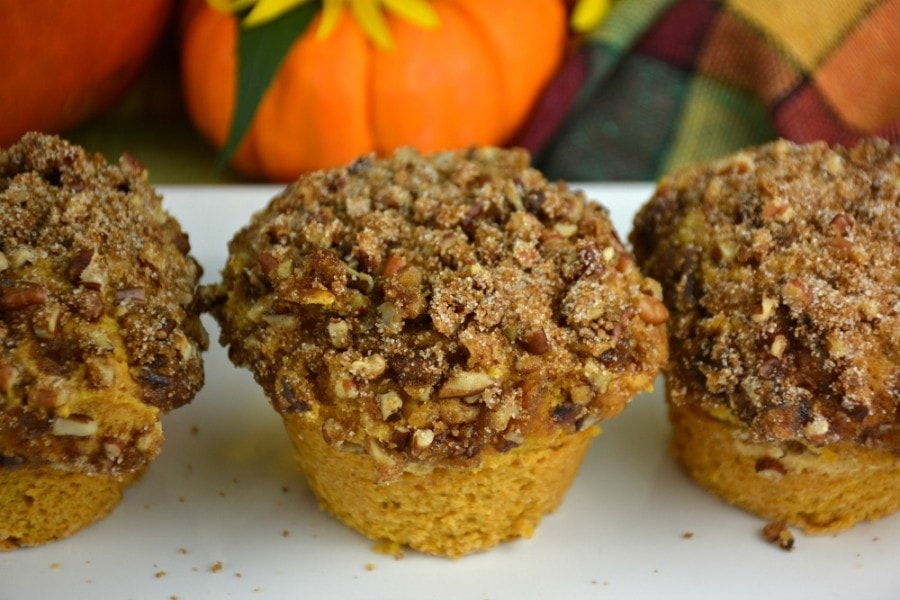 Our Favorite Pumpkin Muffins