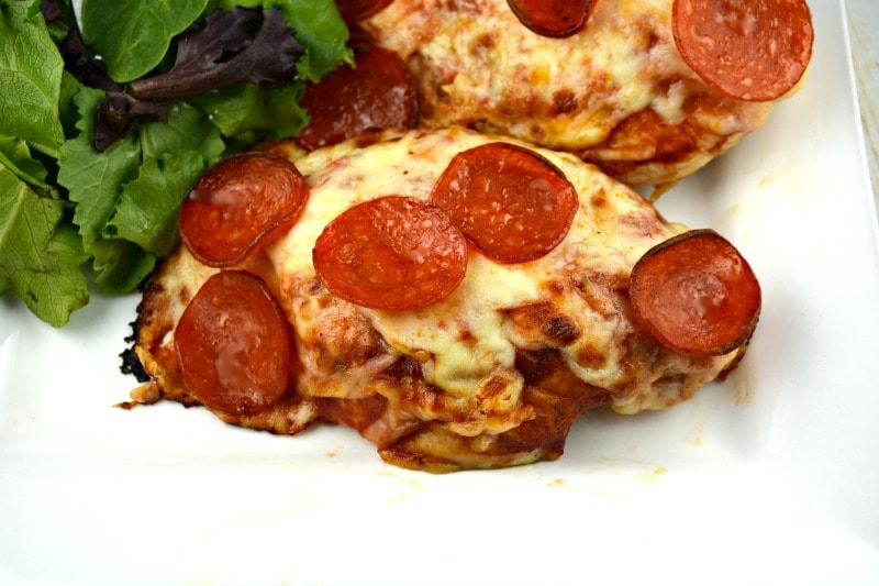 Ultimate Pizza Chicken