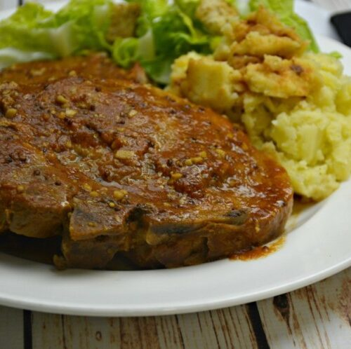Fabulous Slow Cooker Pork Roast or Chops