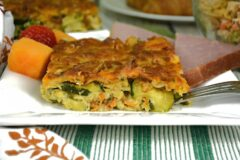Our Favorite Zucchini Casserole