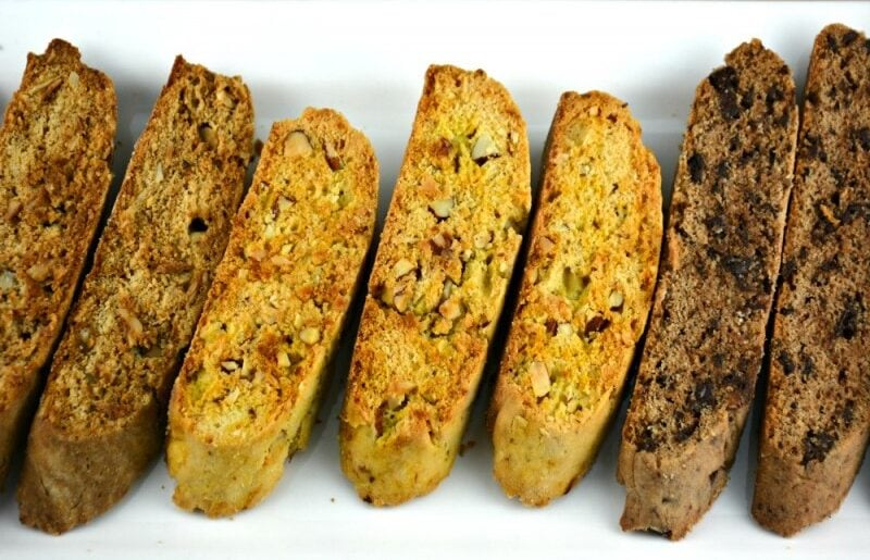 Biscotti – 3 Ways in One