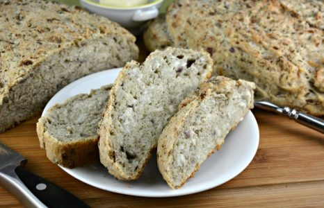 Sweet Onion Sage Bread