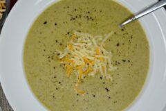 The Best Cream of Broccoli Soup