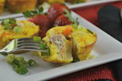 Potato Breakfast Muffins