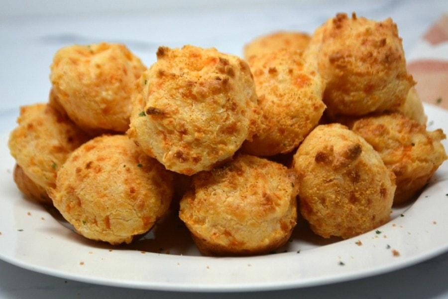 Brazilian Cheese Puffs