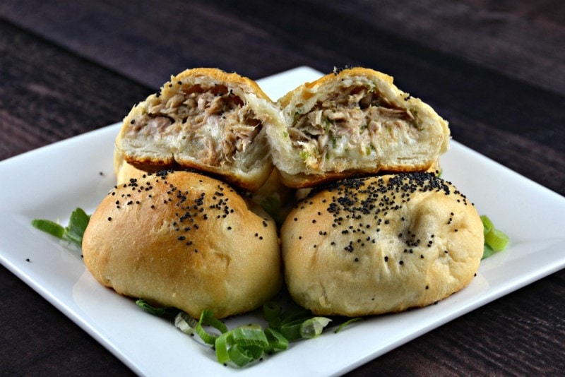 Cheesy Tuna Bombs