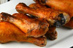 Easy Buffalo Chicken Drumsticks