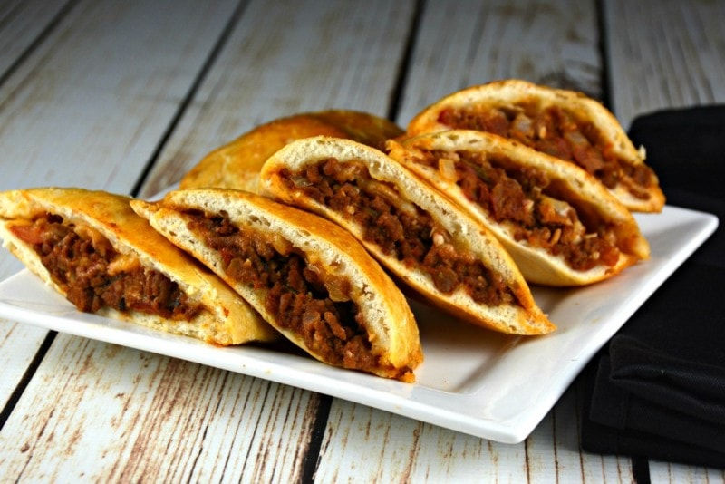 Easy Cheesy Empanadas
