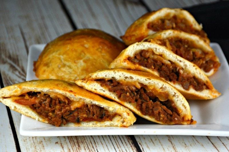 Easy Cheesy Empanadas - Kitchen Divas