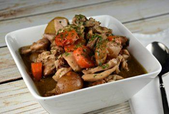 The Best Slow Cooker Chicken Stew