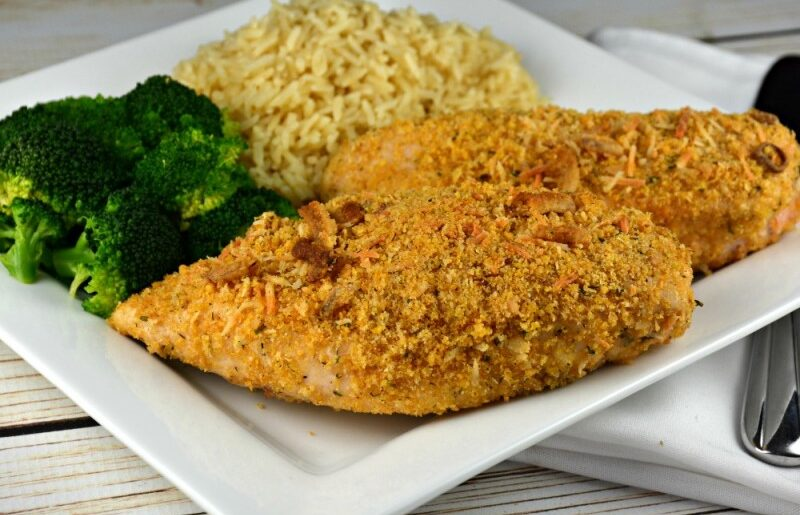 Onion Ranch Chicken