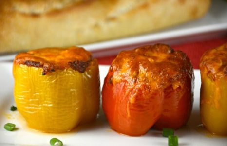 Awesome Stuffed Peppers