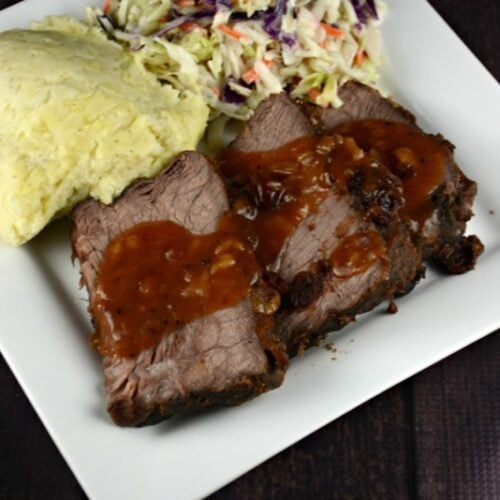 Slow Cooker Sweet and Sour Beef Roast