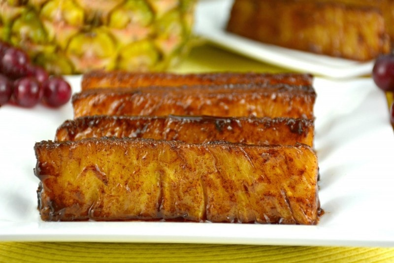 Baked Brazilian Pineapple