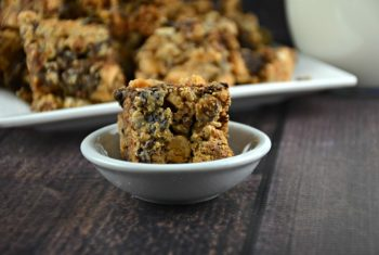 Easy Chewy Squares
