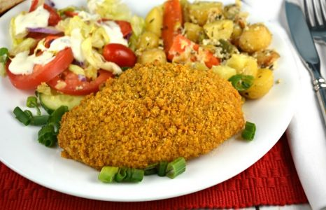 Captain Crunch Chicken
