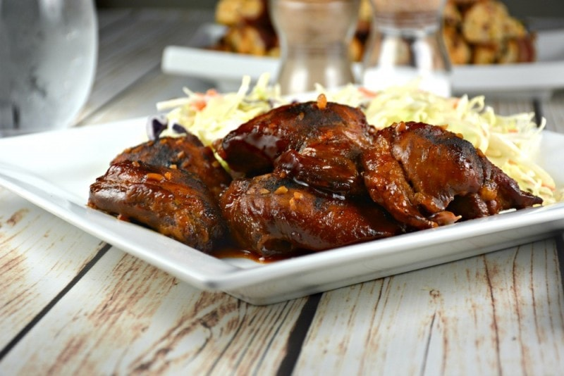 Sweet Slow Cooker Sweet Chicken Thighs