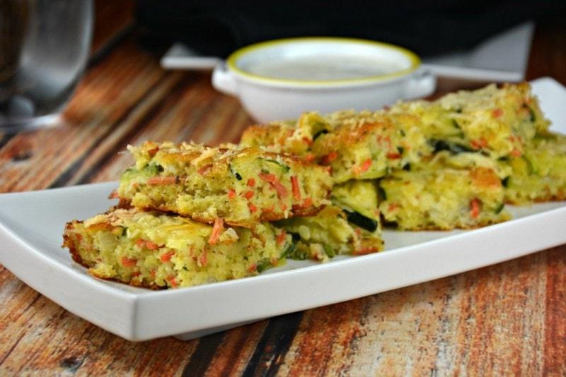 Granny's Easy Zucchini Casserole