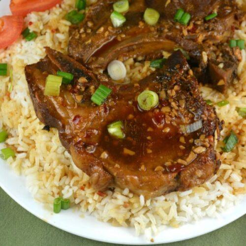 Slow Cooker Sweet Chili Thai Pork