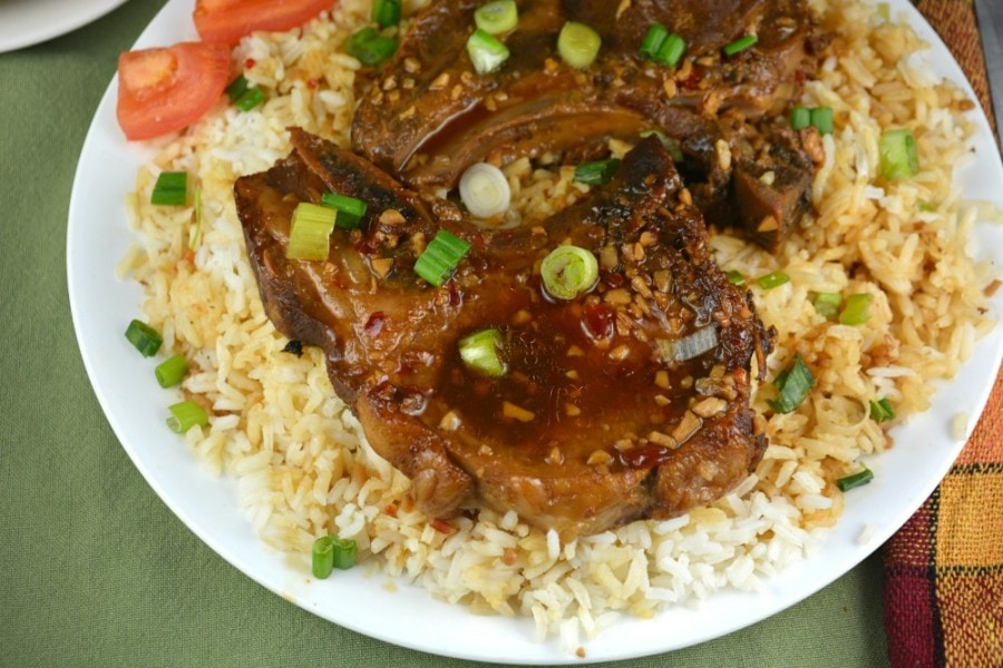 Slow Cooker Sweet Chili Thai Pork