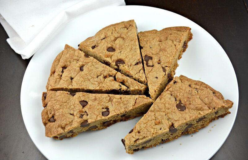 Cast-Iron Skillet Cookie